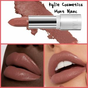 New in Box Kylie Jenner Mont Blanc Lipstick 💄